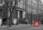Image of Russian headquarters Dresden Germany, 1946, second 2 stock footage video 65675070620