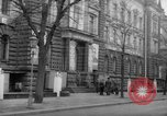 Image of Russian headquarters Dresden Germany, 1946, second 6 stock footage video 65675070620
