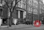 Image of Russian headquarters Dresden Germany, 1946, second 7 stock footage video 65675070620