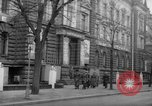 Image of Russian headquarters Dresden Germany, 1946, second 10 stock footage video 65675070620
