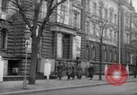 Image of Russian headquarters Dresden Germany, 1946, second 11 stock footage video 65675070620