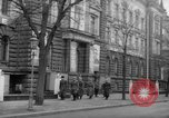 Image of Russian headquarters Dresden Germany, 1946, second 12 stock footage video 65675070620