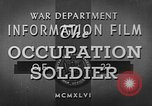 Image of German civilians Germany, 1946, second 8 stock footage video 65675070622
