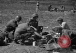 Image of paratroop invasion of Corregidor Mindoro Philippines, 1945, second 4 stock footage video 65675070642