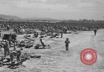 Image of paratroop invasion Mindoro Philippines, 1945, second 5 stock footage video 65675070643