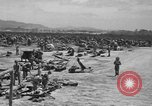 Image of paratroop invasion Mindoro Philippines, 1945, second 6 stock footage video 65675070643