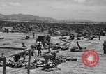 Image of paratroop invasion Mindoro Philippines, 1945, second 7 stock footage video 65675070643