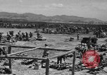 Image of paratroop invasion Mindoro Philippines, 1945, second 9 stock footage video 65675070643