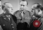 Image of World War 2 treatment for combat exhaustion or PTSD United States USA, 1945, second 9 stock footage video 65675070655