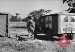 Image of Combat exhaustion treatment at World War 2 field hospital United States USA, 1945, second 9 stock footage video 65675070658