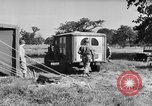 Image of Combat exhaustion treatment at World War 2 field hospital United States USA, 1945, second 11 stock footage video 65675070658