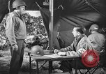 Image of combat exhaustion prevention in World War 2 United States USA, 1945, second 6 stock footage video 65675070660