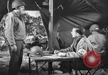 Image of combat exhaustion prevention in World War 2 United States USA, 1945, second 9 stock footage video 65675070660