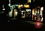 Image of night life Soho London England United Kingdom, 1968, second 3 stock footage video 65675070669
