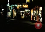 Image of night life Soho London England United Kingdom, 1968, second 4 stock footage video 65675070669