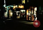 Image of night life Soho London England United Kingdom, 1968, second 5 stock footage video 65675070669