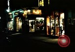 Image of night life Soho London England United Kingdom, 1968, second 6 stock footage video 65675070669