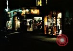 Image of night life Soho London England United Kingdom, 1968, second 7 stock footage video 65675070669