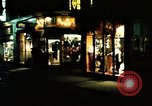 Image of night life Soho London England United Kingdom, 1968, second 8 stock footage video 65675070669