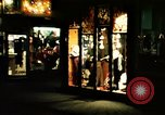 Image of night life Soho London England United Kingdom, 1968, second 9 stock footage video 65675070669