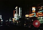 Image of night life in Soho London Soho London England United Kingdom, 1968, second 1 stock footage video 65675070671