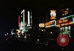 Image of night life Soho London England, 1968, second 7 stock footage video 65675070671