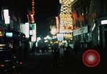 Image of night life and casinos of Soho 1960s Soho London England United Kingdom, 1968, second 8 stock footage video 65675070677