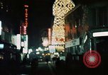 Image of night life and casinos of Soho 1960s Soho London England United Kingdom, 1968, second 10 stock footage video 65675070677