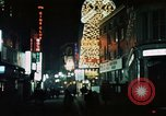 Image of night life and casinos of Soho 1960s Soho London England United Kingdom, 1968, second 12 stock footage video 65675070677