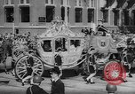 Image of Queen Juliana The Hague Netherlands, 1966, second 10 stock footage video 65675070680
