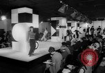Image of fashion show London England United Kingdom, 1966, second 5 stock footage video 65675070681