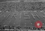 Image of Notre Dame vs. Purdue football game South Bend Indiana USA, 1966, second 8 stock footage video 65675070682