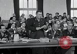 Image of Malmedy War Crimes Trials Dachau Germany, 1946, second 4 stock footage video 65675070694