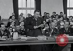 Image of Malmedy War Crimes Trials Dachau Germany, 1946, second 5 stock footage video 65675070694
