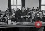 Image of Malmedy War Crimes Trials Dachau Germany, 1946, second 7 stock footage video 65675070694