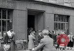 Image of first American newspaper Aachen Germany, 1945, second 7 stock footage video 65675070697