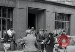 Image of first American newspaper Aachen Germany, 1945, second 9 stock footage video 65675070697