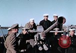 Image of Chinese gun crew Tsingtao China, 1945, second 2 stock footage video 65675070700