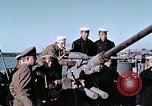Image of Chinese gun crew Tsingtao China, 1945, second 5 stock footage video 65675070700