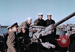Image of Chinese gun crew Tsingtao China, 1945, second 6 stock footage video 65675070700