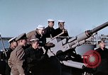 Image of Chinese gun crew Tsingtao China, 1945, second 9 stock footage video 65675070700