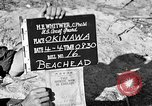 Image of landing crafts Okinawa Ryukyu Islands, 1945, second 1 stock footage video 65675070703