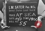 Image of Landing Ship Tank Okinawa Ryukyu Islands, 1945, second 1 stock footage video 65675070704