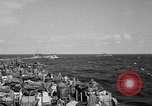 Image of landing crafts Okinawa Ryukyu Islands, 1945, second 8 stock footage video 65675070706