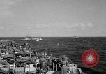 Image of landing crafts Okinawa Ryukyu Islands, 1945, second 9 stock footage video 65675070706
