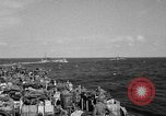 Image of landing crafts Okinawa Ryukyu Islands, 1945, second 10 stock footage video 65675070706