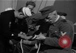Image of German prisoners Atlantic Ocean, 1945, second 4 stock footage video 65675070715
