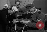 Image of German prisoners Atlantic Ocean, 1945, second 6 stock footage video 65675070715