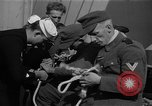 Image of German prisoners Atlantic Ocean, 1945, second 8 stock footage video 65675070715