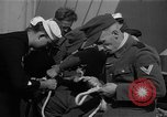 Image of German prisoners Atlantic Ocean, 1945, second 9 stock footage video 65675070715